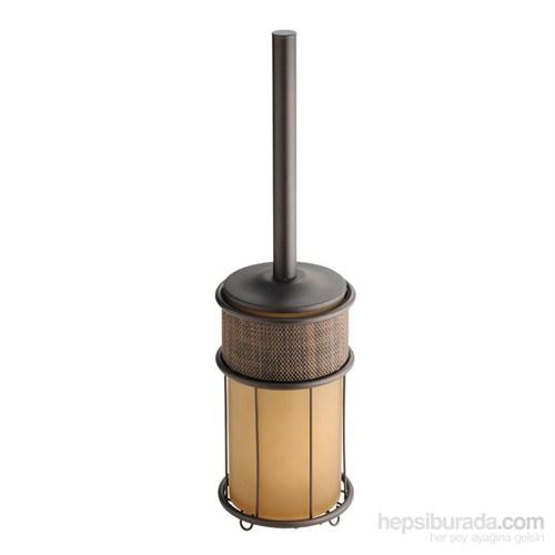Twillo Model Bronze Kahverengi Metal Tuvalet Fırçası