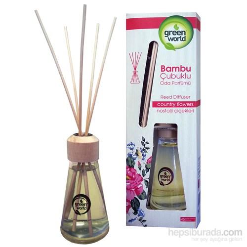 Bambu Çubuklu Oda Parfümü 75 Ml Nostalji Çiçekleri