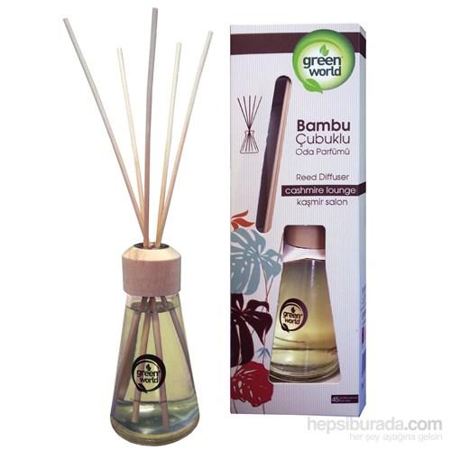 Bambu Çubuklu Oda Parfümü 75 Ml Kaşmir Salon