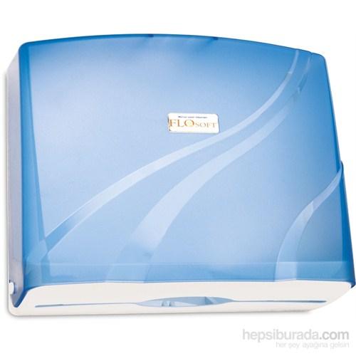 Flora Soft Z Katlamalı Kağıt Havluluk 200'Lük