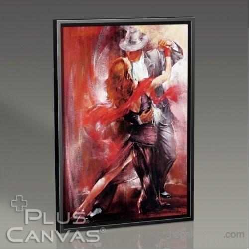 Pluscanvas - Tango Argentino Tablo