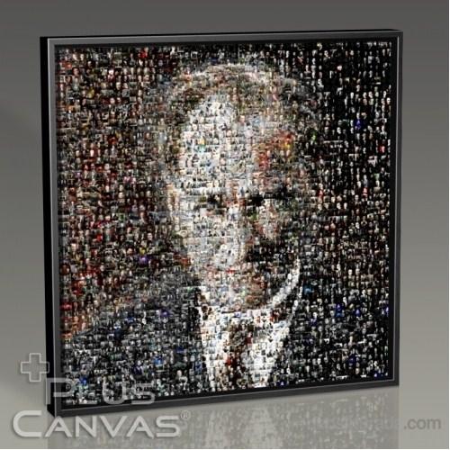Pluscanvas - Mosaic I Tablo