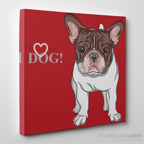 Tabloshop My Dog Kanvas Tablo