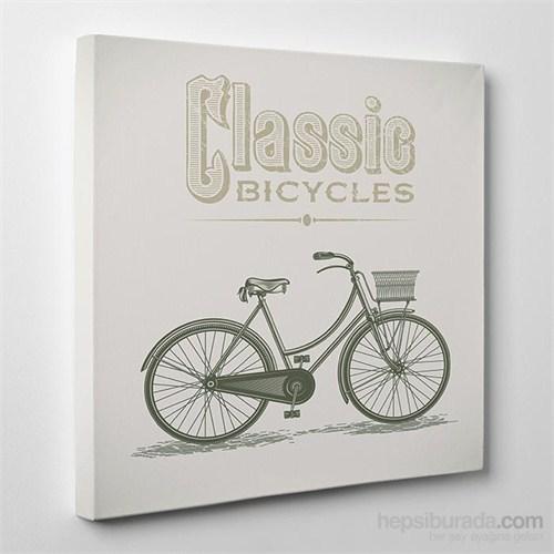 Tabloshop Classic Bicyles Kanvas Tablo