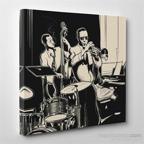 Tabloshop Blues Music Kanvas Tablo