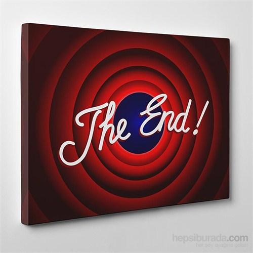 Tabloshop The End Kanvas Tablo