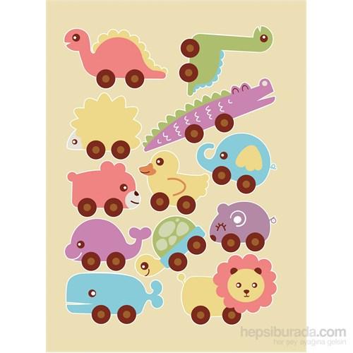 Çocuk Sticker Kcs31