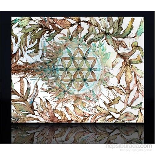 Yaşam Çiçeği Kanvas Tablo
