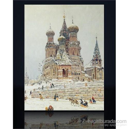 Moskova Kanvas Tablo
