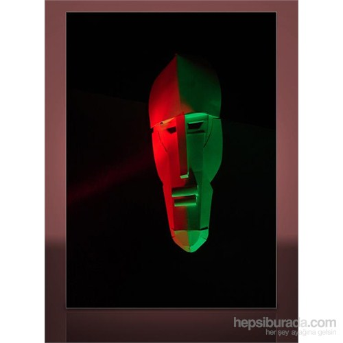 Maske Kanvas Tablo