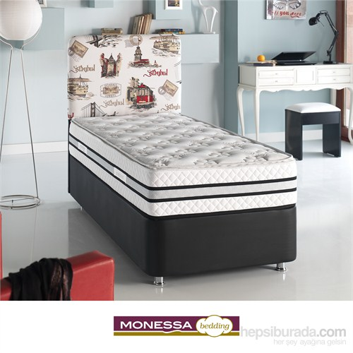 Monessa İstanbul Black 100X200 Set