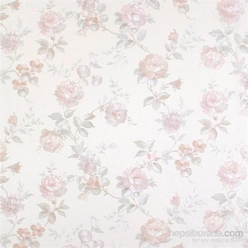 Çiçek Pembe Vinyl Duvar Kaplaması.