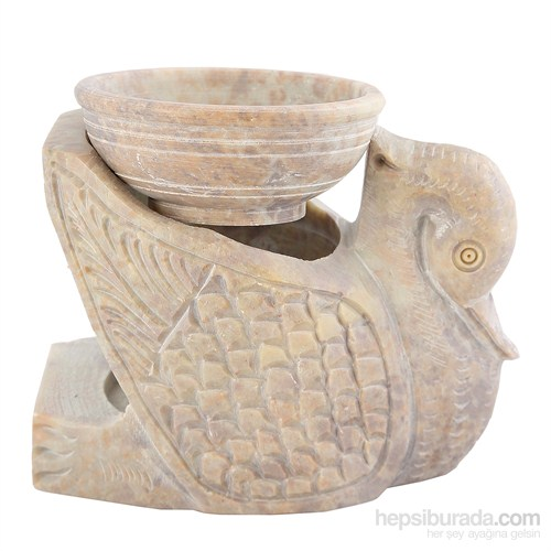 Sabuntası Buhurdanlık Kugu Modellı