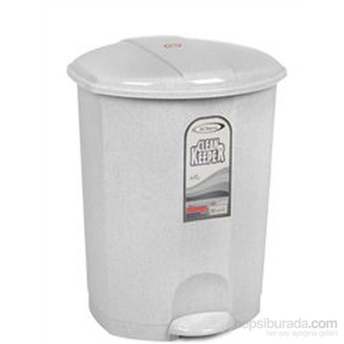 Çöp Kovası Clean Pedallı-50 Lt
