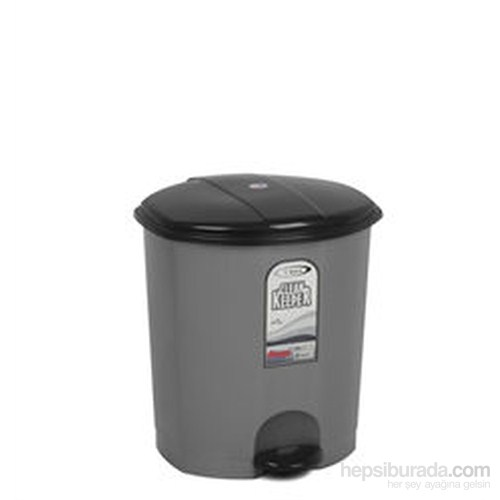 Çöp Kovası Clean Pedallı-7 Lt