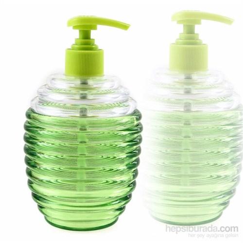 Helozon Sıvı Sabunluk Yeşil-Ck448