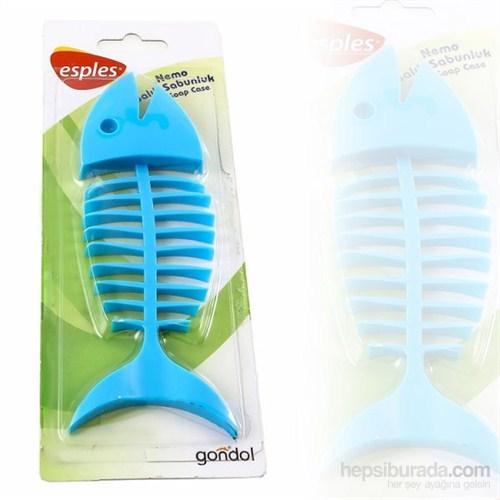 Nemo Balık Sabunluk Mavi-Es67