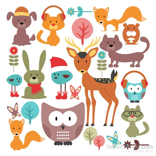 Çocuk Sticker Kcs46