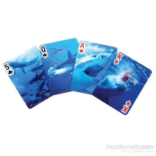 Köpekbalığı Oyun Kartı