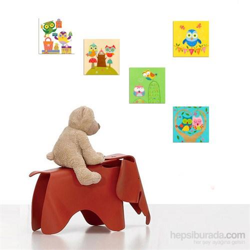 Dekoratif Çocuk Tablo Mtb005