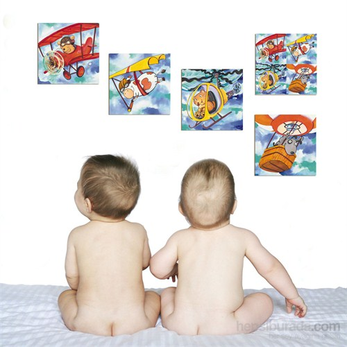 Dekoratif Çocuk Tablo Mtb010
