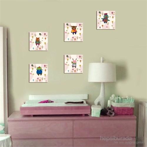 Dekoratif Çocuk Tablo Mtb021