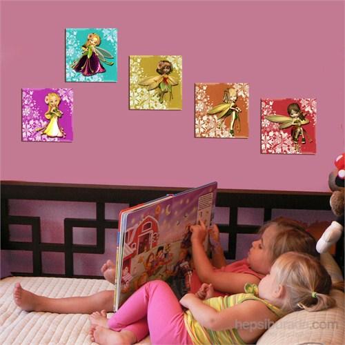 Dekoratif Çocuk Tablo Mtb038