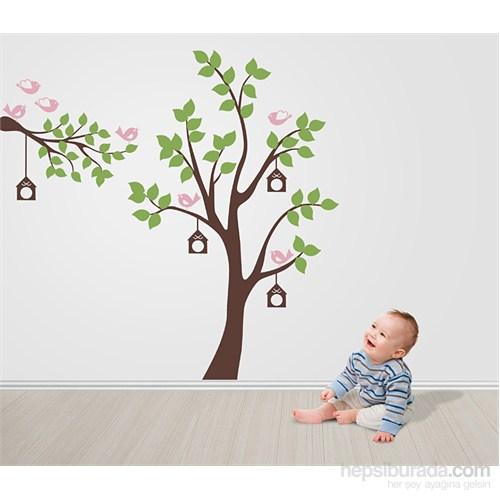 Bestasticker Renkli Ağaç Sticker