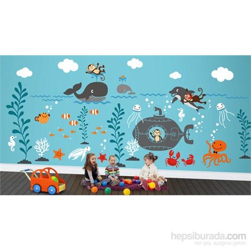Bestasticker Okyanus Sticker