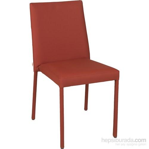 Gaye-G 4 Adet Sandalye Kırmızı