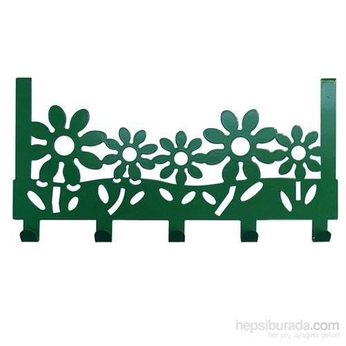 Çiçek Bahçesi (Bükümlü) Kapı Askılığı 9