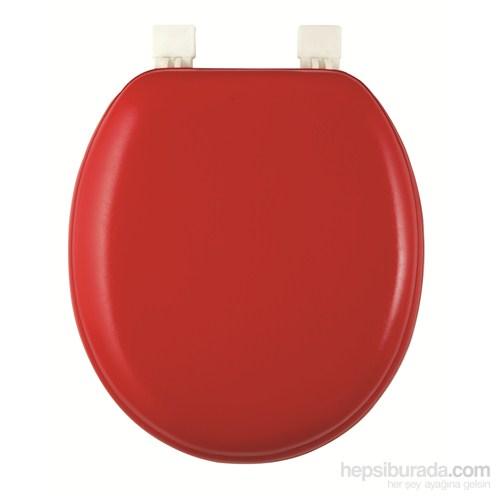 Marine Yumuşak Klozet Kapağı Klasik Kırmızı