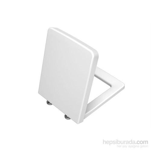 VitrA T4 Soft Klozet Kapağı-Beyaz (Duroplast)