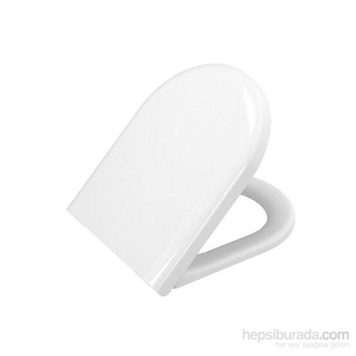 VitrA Sesyok Model 2 Soft Klozet Kapağı-Beyaz (Duroplast)