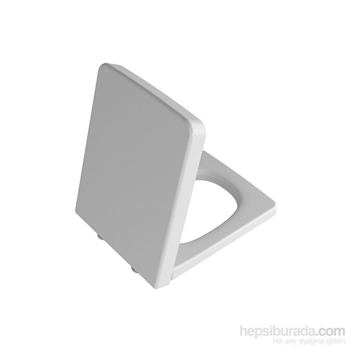 VitrA T4 Rimless Soft Klozet Kapağı-Beyaz (Durplast)