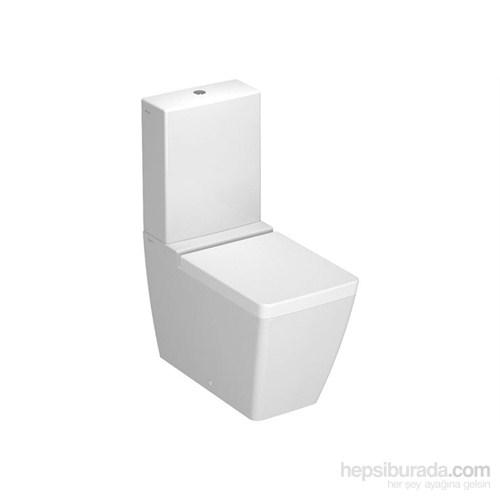 VitrA T4 Duvara Tam Dayalı Klozet -Beyaz (Vitra Clean)