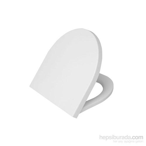 VitrA Form 500 Klozet Kapağı-Beyaz