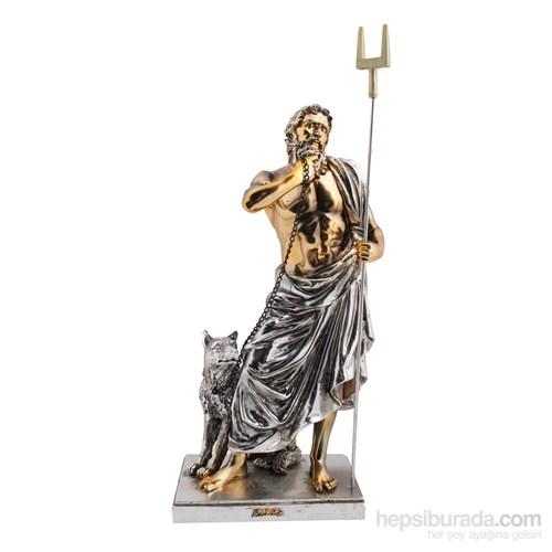 Hades Figürlü Biblo