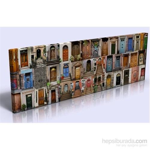 Arte Kapılar Kanvas Tablo