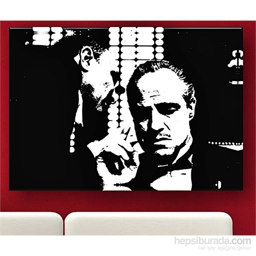 Godfather I Kanvas Tablo