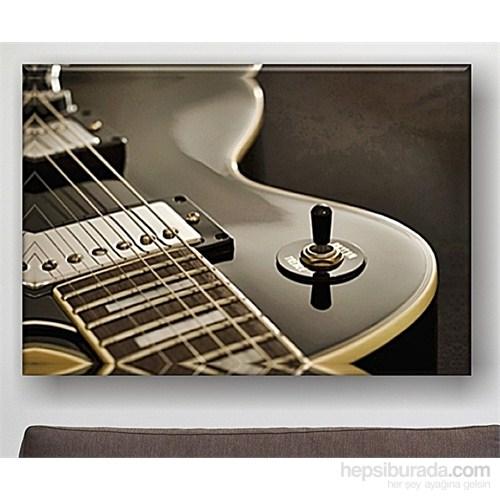 Arte Electro Guitar Kanvas Tablo