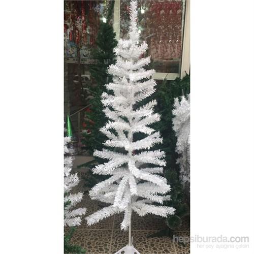 Act 180 Cm Beyaz Yılbaşı Ağacı