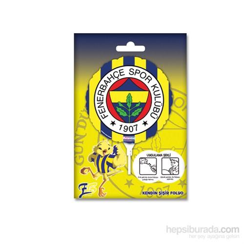 Fenerbahçe Kendin Şişir Folyo Balon Paketli