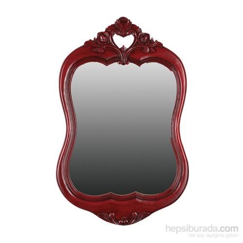 Heart Ayna Kırmızı