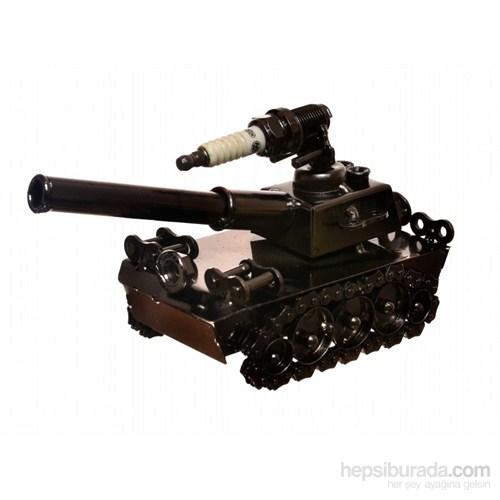 Decotown Metal Tank Biblo Yeni Model