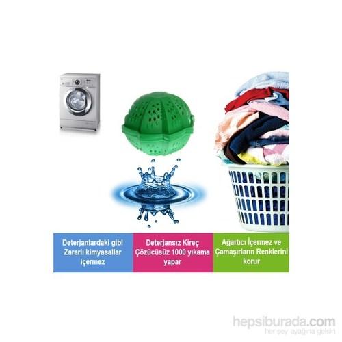 Deterjansız Çamaşır Yıkama Topu
