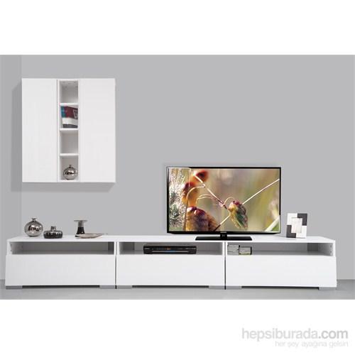 Kenyap Plus 814106 Diamond Tv Ünitesi Beyaz