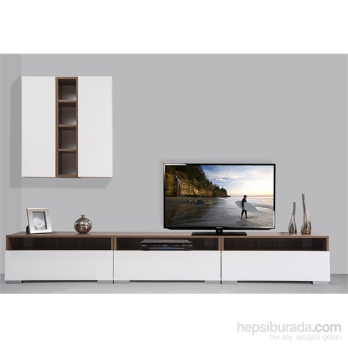 Kenyap Plus 814120 Diamond Tv Ünitesi Ceviz