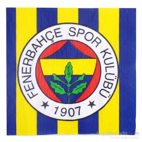 Fenerbahçe Kağıt Peçete 33X33cm (16 Ad)