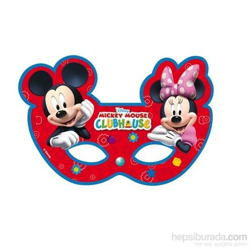 Mıckey Playful Maske (6 Ad)
